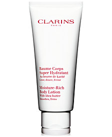 Clarins Moisture-Rich Body Lotion, 6.5 oz.