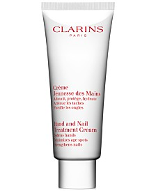 Clarins Hand and Nail Treatment Cream, 3.3 fl oz