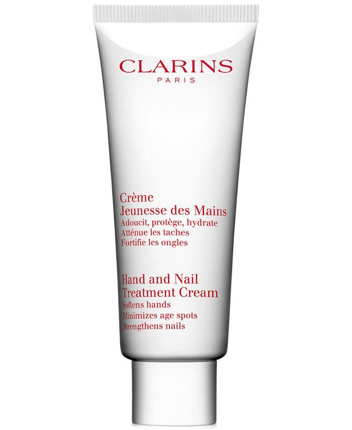 Clarins - Hand and Nail Treatment Cream, 3.3 fl oz