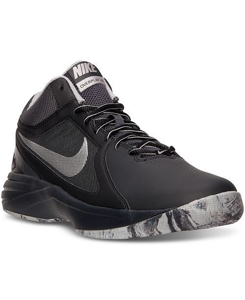 74131d48711d Nike Men s Overplay 8 Basketball Sneakers from Finish Line ...