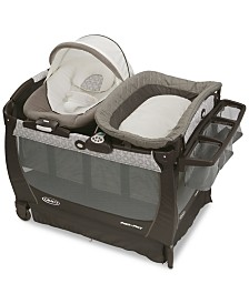 Graco Baby Pack 'n Play Playard Snuggle Suite LX