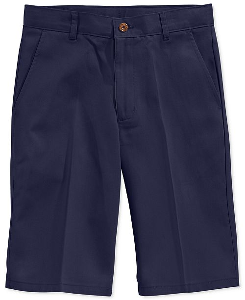 Nautica Uniform Shorts, Big Boys Husky