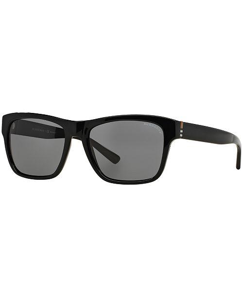 Burberry Polarized Sunglasses 3777cfe197757