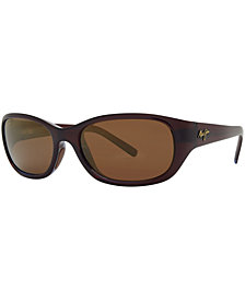 Maui Jim Polarized Kuiaha Bay Sunglasses, 286