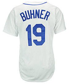 Majestic Men's Jay Buhner Seattle Mariners Cooperstown Replica Jersey