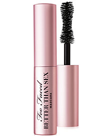 Too Faced Better Than Sex Mascara, Travel Size