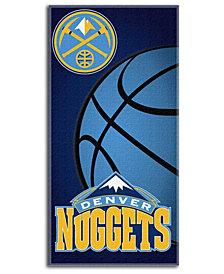 Northwest Company Denver Nuggets Beach Towel