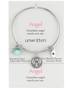 Unwritten Angel Charm...