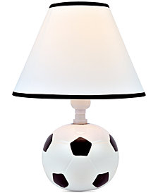 Lite Source Soccer Table Lamp