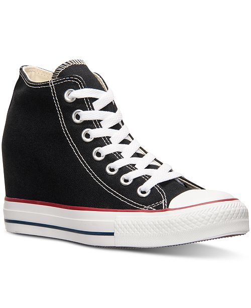 00a53cee03f7 ... Converse Women s Chuck Taylor Lux Casual Sneakers from Finish ...