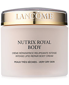Lancôme Nutrix Royal Body Nourishing Moisturizer Cream, 7.0 Fl. Oz.