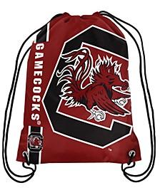 South Carolina Gamecocks Big Logo Drawstring Bag
