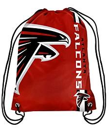 Atlanta Falcons Big Logo Drawstring Bag
