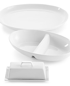 The Cellar Whiteware Serveware & Accessories, Created for Macy's