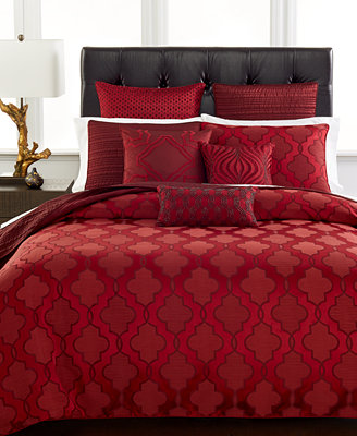 Hotel Collection Closeout Medallion Full Queen Comforter
