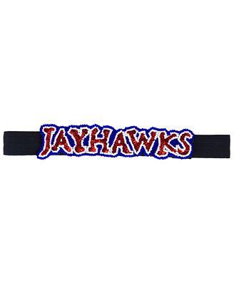 Aminco Kansas Jayhawks Elastic Headband