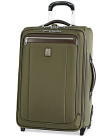 "CLOSEOUT! Travelpro Platinum Magna 2 22"" Carry On Expandable Suiter Rolling Suitcase"