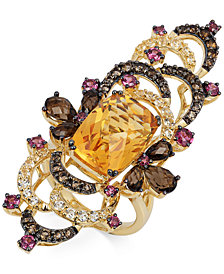 Le Vian Crazy Collection® Multi-Stone Ring (9-1/4 ct. t.w.) in 14k Gold, Created for Macy's