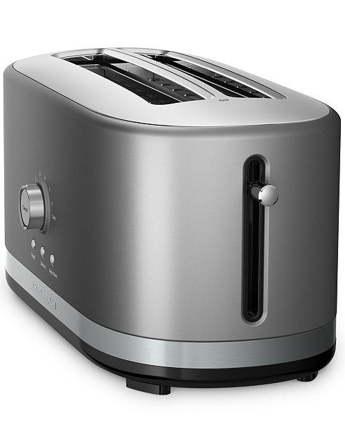 Kitchenaid Kmt4116 Architect 4 Slice Long Slot Toaster Created For