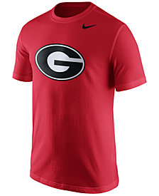 Nike Men's Georgia Bulldogs Logo T-Shirt