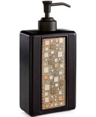 Bath, Mosaic Lotion Dispenser
