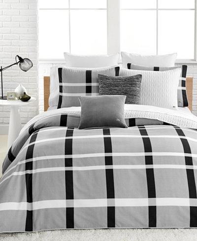 Lacoste Home Paris Duvet Cover Sets - Bedding Collections - Bed ... : paris quilt cover set - Adamdwight.com