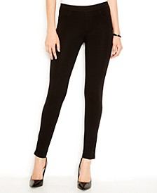Grease Solid Leggings