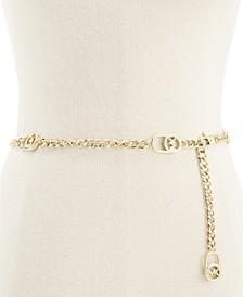 Hamilton Lock Chain Belt