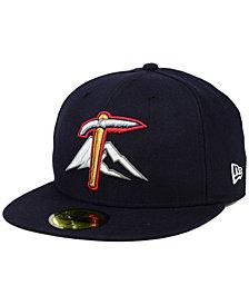New Era Tacoma Rainiers 59FIFTY Cap