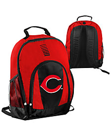 Forever Collectibles Cincinnati Reds Prime Time Backpack