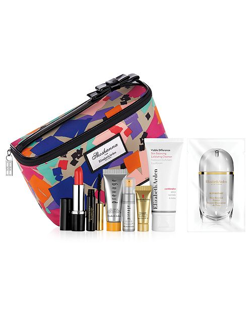 Elizabeth Arden Receive a FREE 7-Pc. Gift with $50 Elizabeth Arden purchase