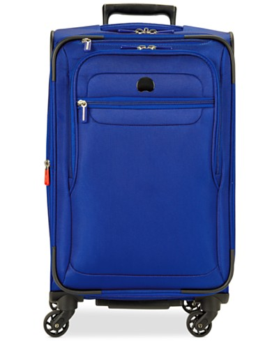 CLOSEOUT! Delsey Helium Fusion 29 Expandable Spinner Suitcase, Created for Macy's