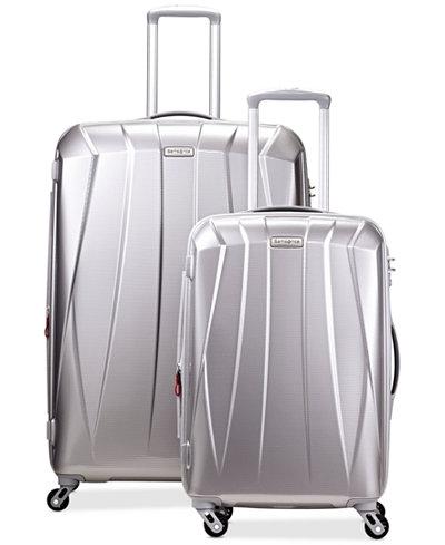 CLOSEOUT! Samsonite Vibratta Hardside Luggage, Created for Macy's