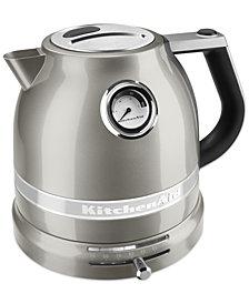 KitchenAid Pro Line® KEK1522 Electric Kettle