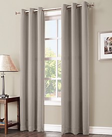 "Preston 40"" x 84"" Blackout Grommet Curtain Panel"