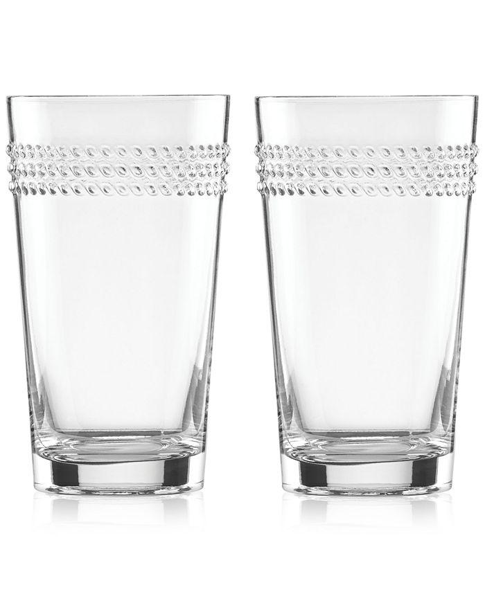 kate spade new york - Wickford Highball Glasses, Set of 2