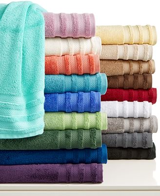 Charter Club Classic Towel Collection, 100% Pima Cotton, Only at Macy's