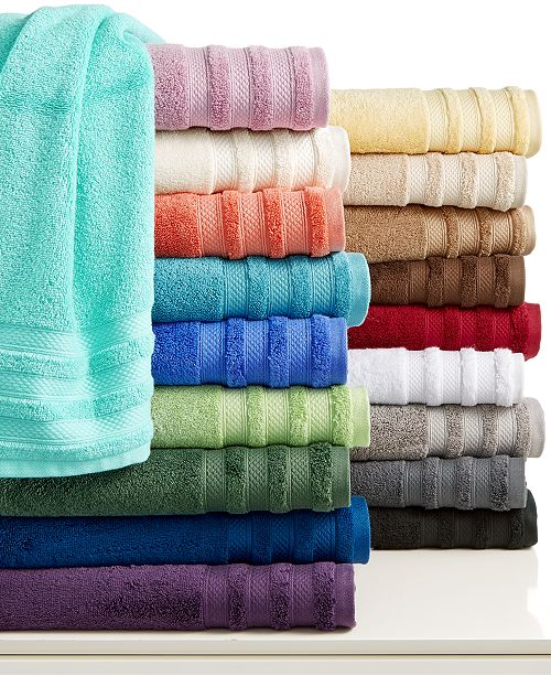 Macys Bath Towels Adorable Charter Club CLOSEOUT Classic Towel Collection 60% Pima Cotton