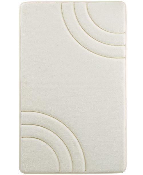 Sunham CLOSEOUT! Inspire Memory Foam Bath Rug Collection, Created ...
