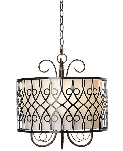 Pacific Coast CLOSEOUT! Estillo Clasico Metal Pendant