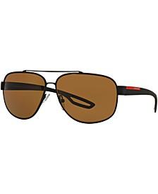 Polarized Sunglasses , PS 58QS
