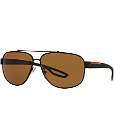 Prada Linea Rossa Sunglasses, PS 58QS