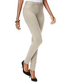 I.N.C. Ponte Skinny Pants, Created for Macy's