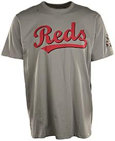 Men's Cincinnati Reds Fieldhouse Basic T-Shirt