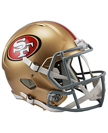 Riddell San Francisco 49ers Speed Replica Helmet
