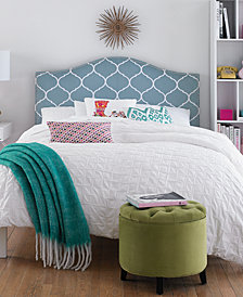 Leela Upholstered Headboards, Quick Ship