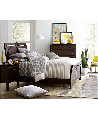 edgewater bedroom furniture collection - furniture - macy's