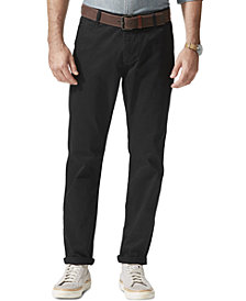 Dockers Men's Stretch Slim Tapered Fit Alpha Khaki Pants