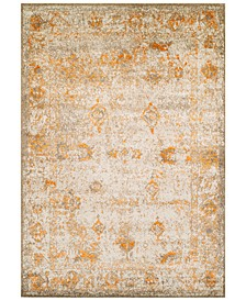"CLOSEOUT! Sultan Mani Charcoal 7'10"" x 10'7"" Area Rug"