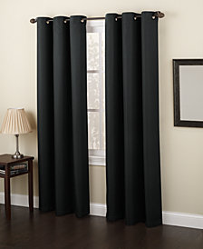Lichtenberg Montego Casual Grommet Curtain Panel Collection